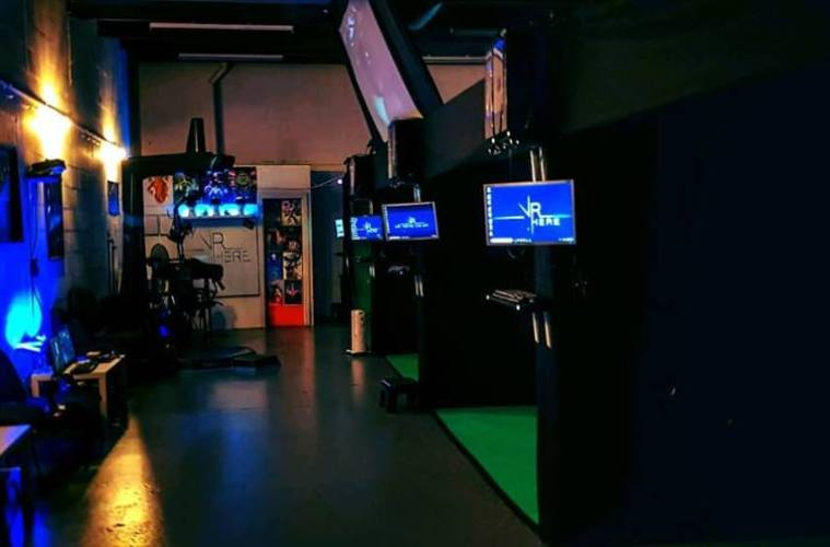 Virtual Reality Gaming In Liverpool With VR-Here 1
