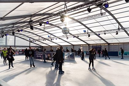 Liverpool's Ice Festival Returns to Pierhead 1