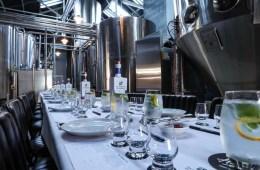 The Ginsmiths Experience- Distillery Dinner & Tasting