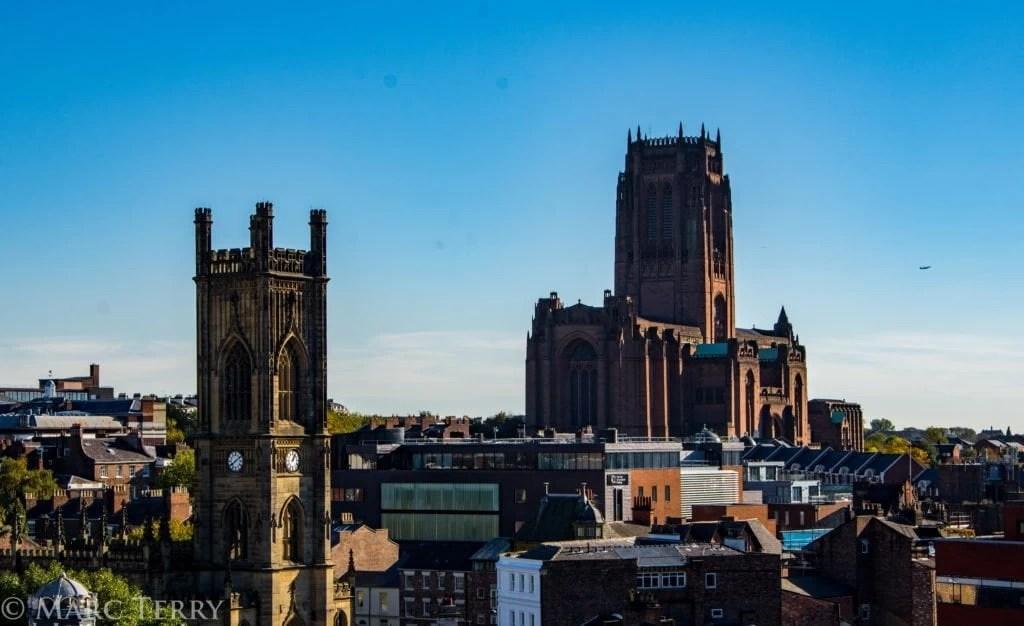 Iconic Liverpool City