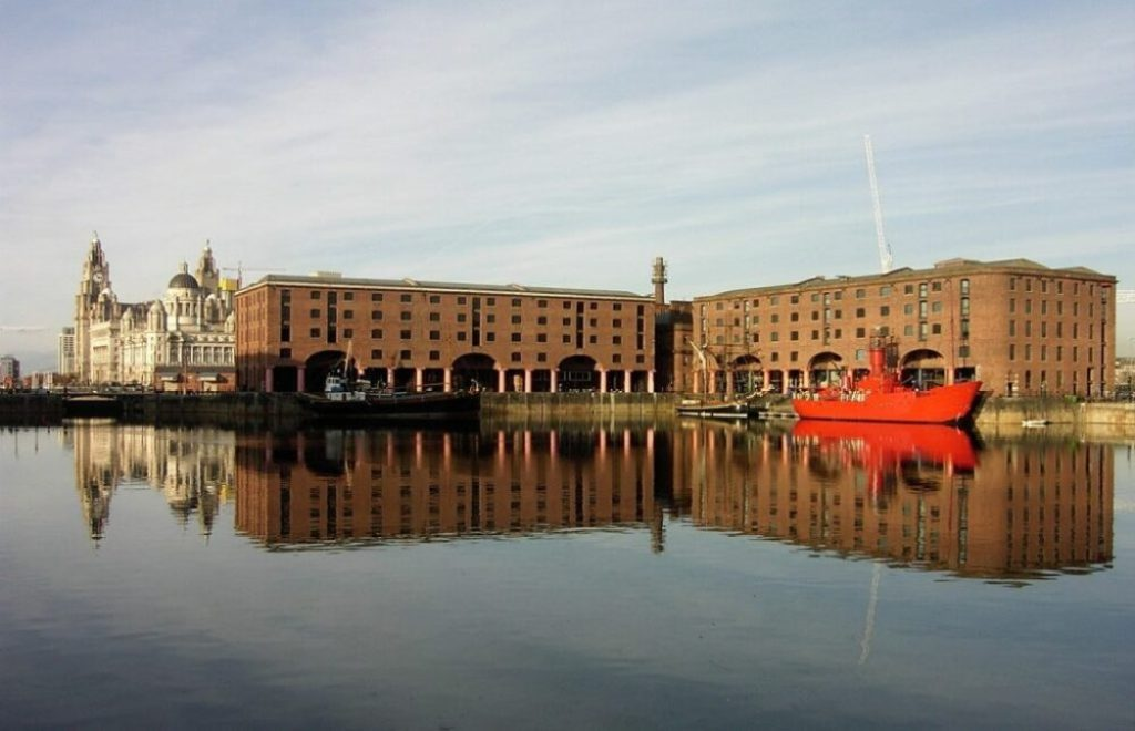 The Royal Albert Dock Liverpool