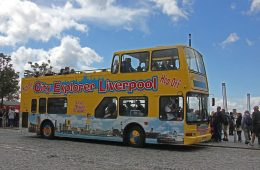 Visit Liverpool's Best Sightseeing Spots with a Tour Bus 1