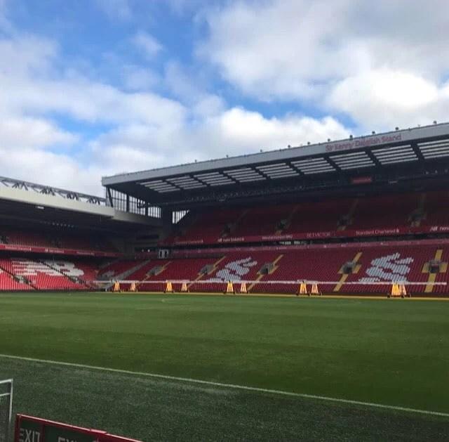 Liverpool FC Stadium Tour 2