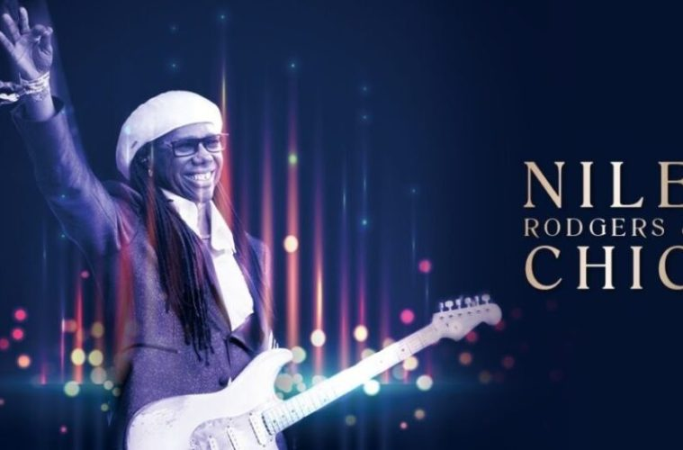 Nile Rodgers & CHIC To Play Haydock Park Racecourse