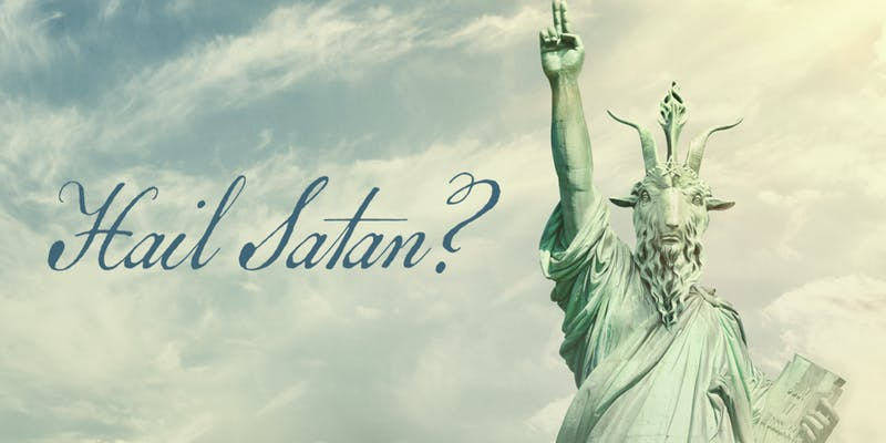 Hail Satan Documentary Scalarama Liverpool