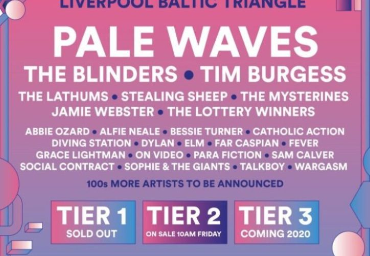 Sound City 2020 Reveals First Wave of Acts for Festival