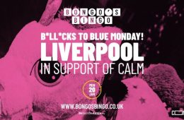 Bongo's Bingo Announce Special Liverpool Show With CALM For Blue Monday 1