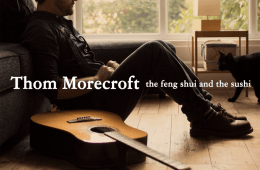 In Conversation - Thom Morecroft