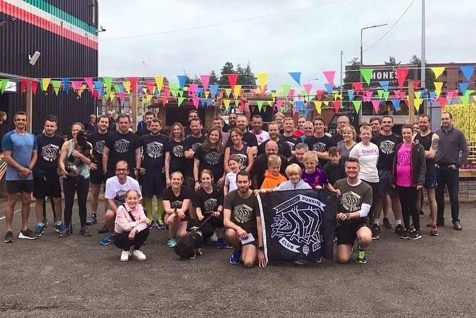 Mikkeller Running Club Liverpool Social
