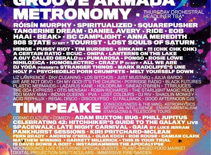 Björk, Groove Armada and Metronomy To Headline Bluedot Festival 2020 1