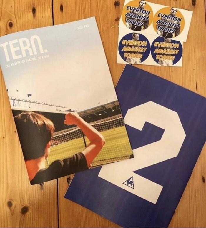 Everton FC TERN Zine