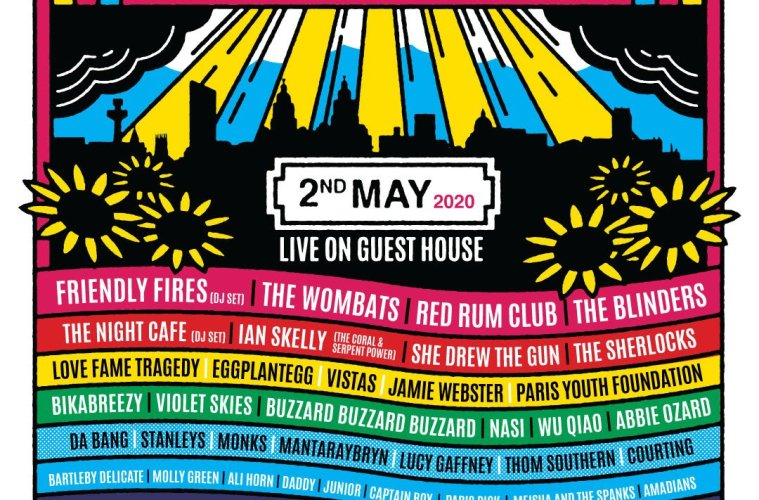 Sound City Online Festival: Saturday 2 May