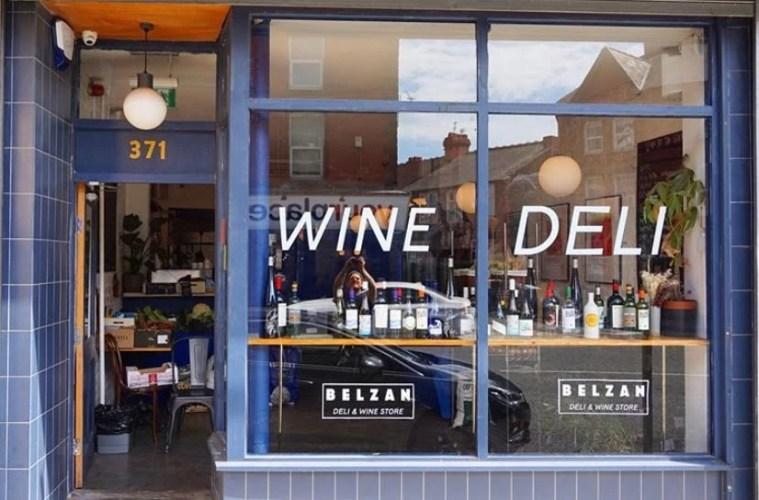 Belzan Re-opens As Deli and Wine Store 1