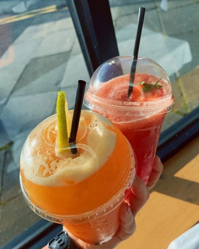 Liverpool Bars Serving Takeaway Drinks Pioneer Crosby