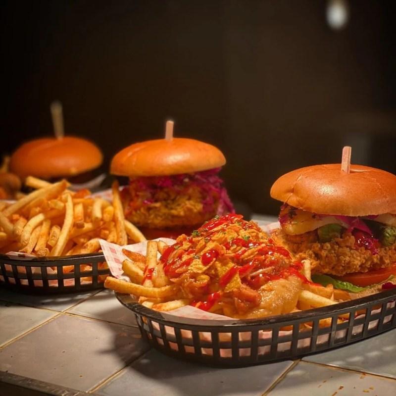 Duke Street Restaurants and Bars Down The Hatch Liverpool