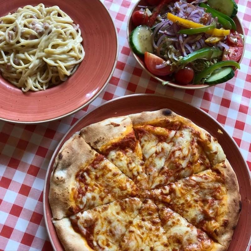 Best Pizza Places in Liverpool Casa Italia