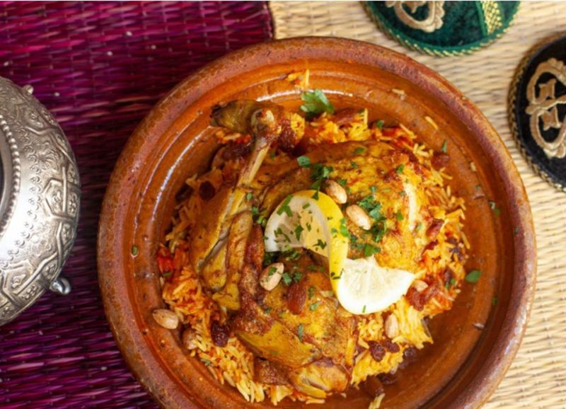 Bold Street Restaurants Kasbah