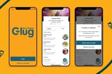 Glug App