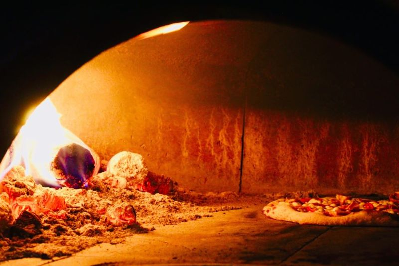 Maluco Pizzeria Lo Pan Pizza