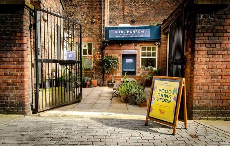 Duke Street Restaurants and Bars The Monro
