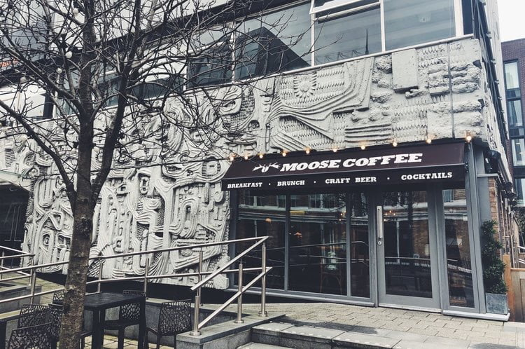Moose Coffee Hope Street Liverpool