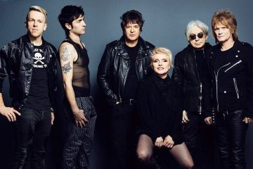 Blondie Liverpool Tour