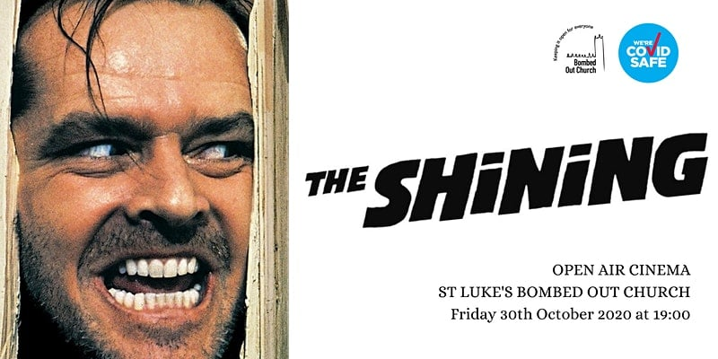 Bombed Out Church Halloween Cinema The Shining
