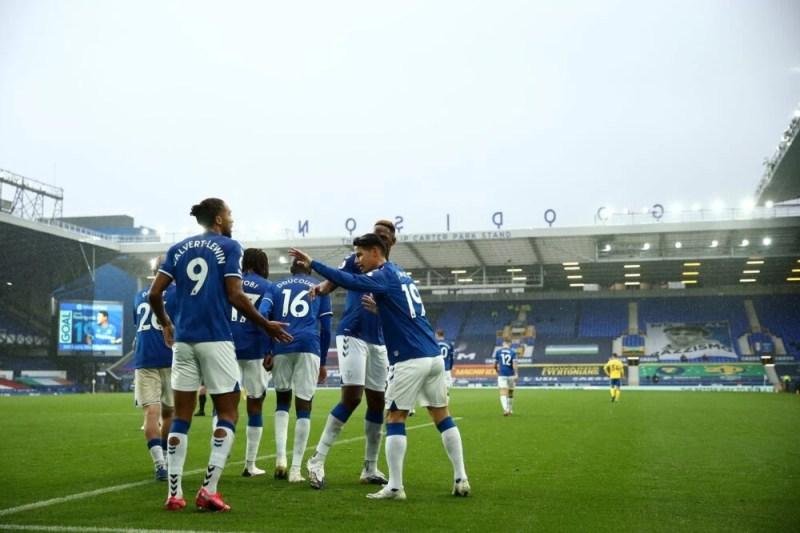 Everton Dominic Calvert-Lewin
