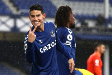 Everton James Rodriguez