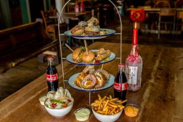 Get The Baltic Social Punk Afternoon Tea Delivered To Your Door