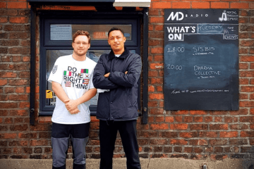 Melodic Distraction Radio Macca and Loyle Carner