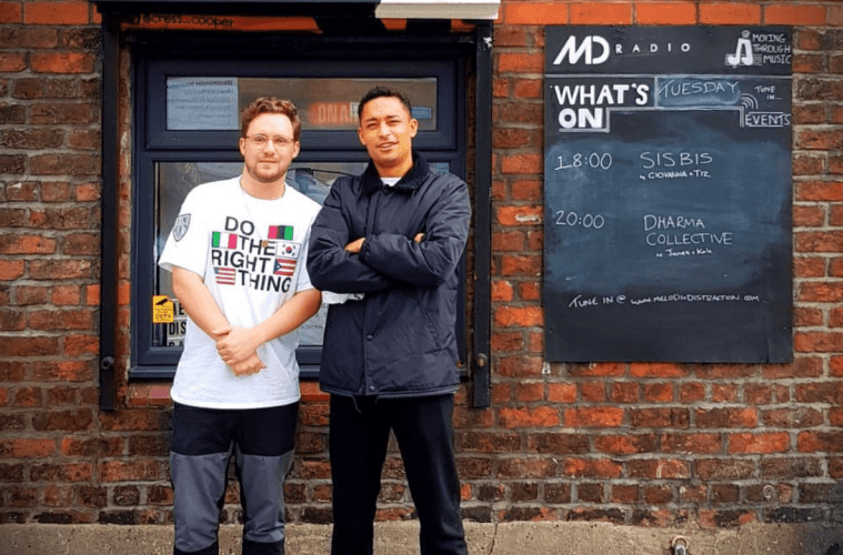 Melodic Distraction Radio Searching For New Studio After Being Forced Out of Current Space