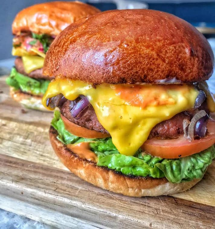 Best Home Delivery Meal Kits The Vurger Co