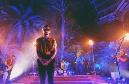 Watch Red Rum Club Live From The Palm House