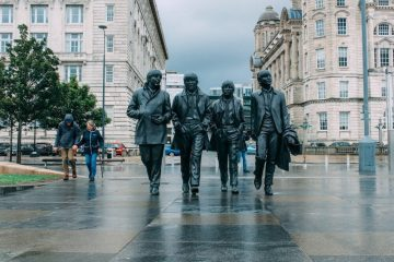 Lockdowns In Liverpool_The Beatles