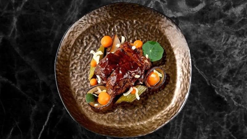 Lu Ban Kitchen Chinese Banquet- Jiang Beef