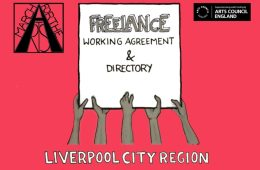 March for the Arts call for arts sector workers to help develop a Freelance Working  Agreement