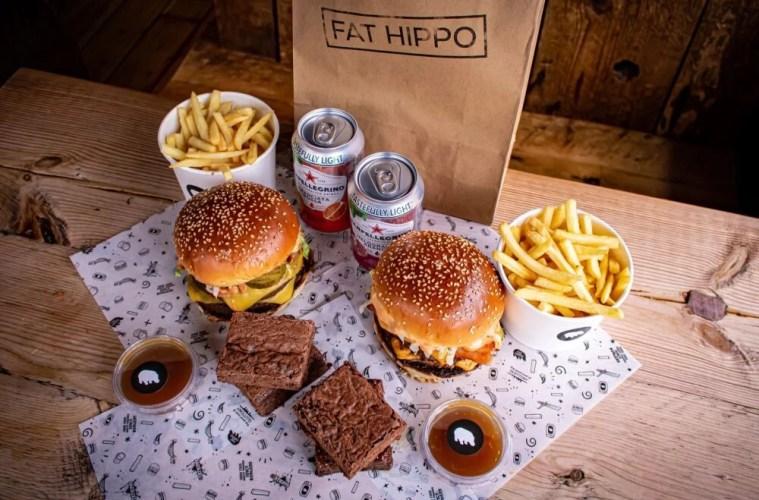 Fat Hippo Restaurant Liverpool