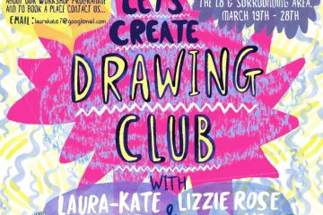 Let's Create Drawing Club Liverpool
