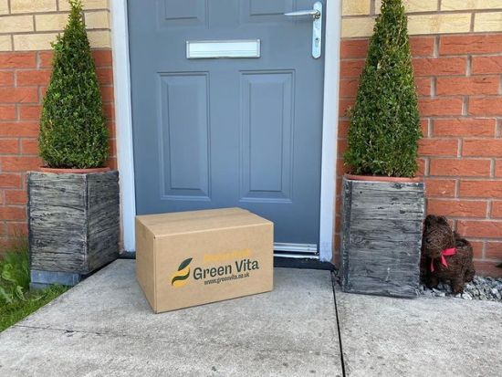 Green Vita Fruit and Vegetable Delivery Box