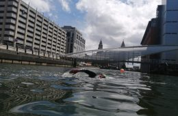 Liverpool Open Water Swimming