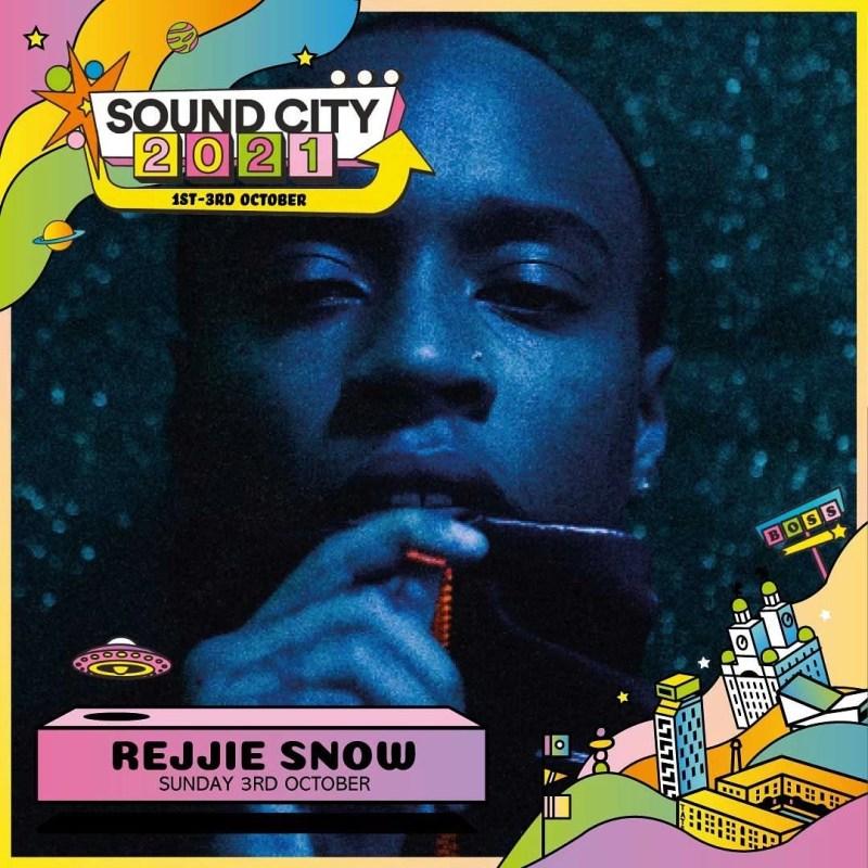 Sound City Rejjie Snow