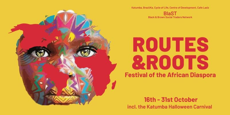 Routes & Roots Festival Liverpool