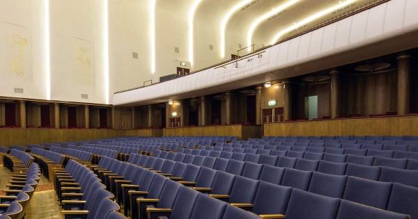 Dedicate a seat Liverpool Philharmonic