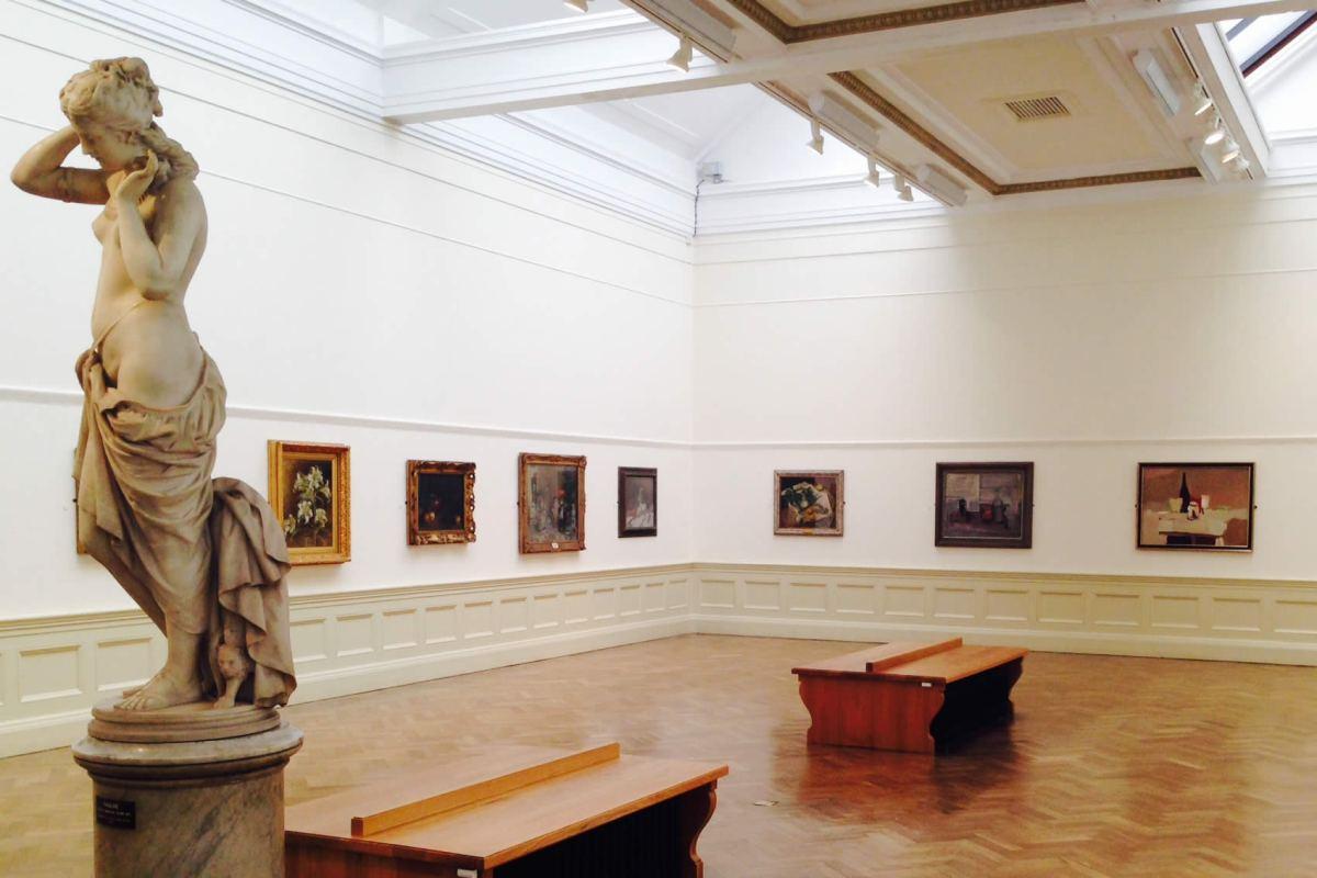 williamson art gallery