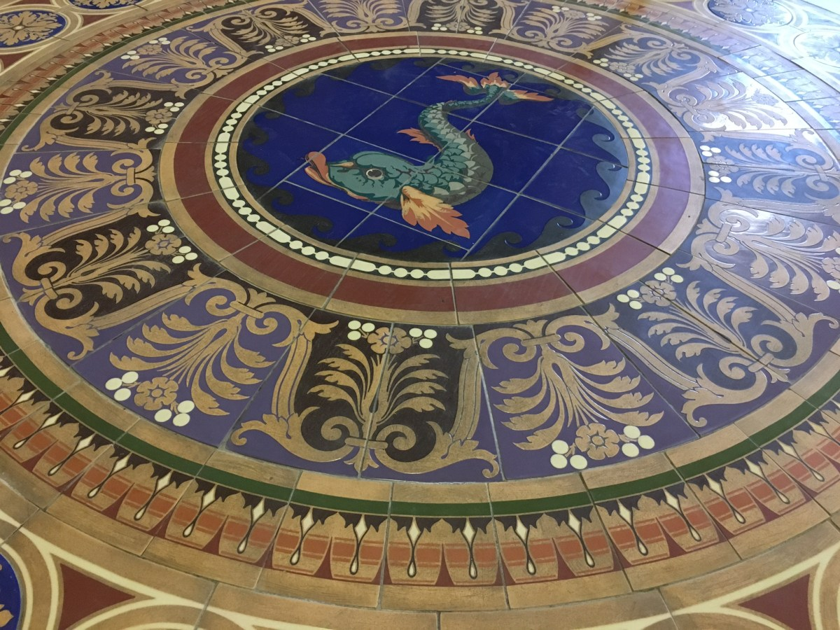 See Minton Pavement - 'Liverpool's Trevi Fountain' - For Limited Time Only