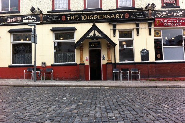 The Dispensary Liverpool pub