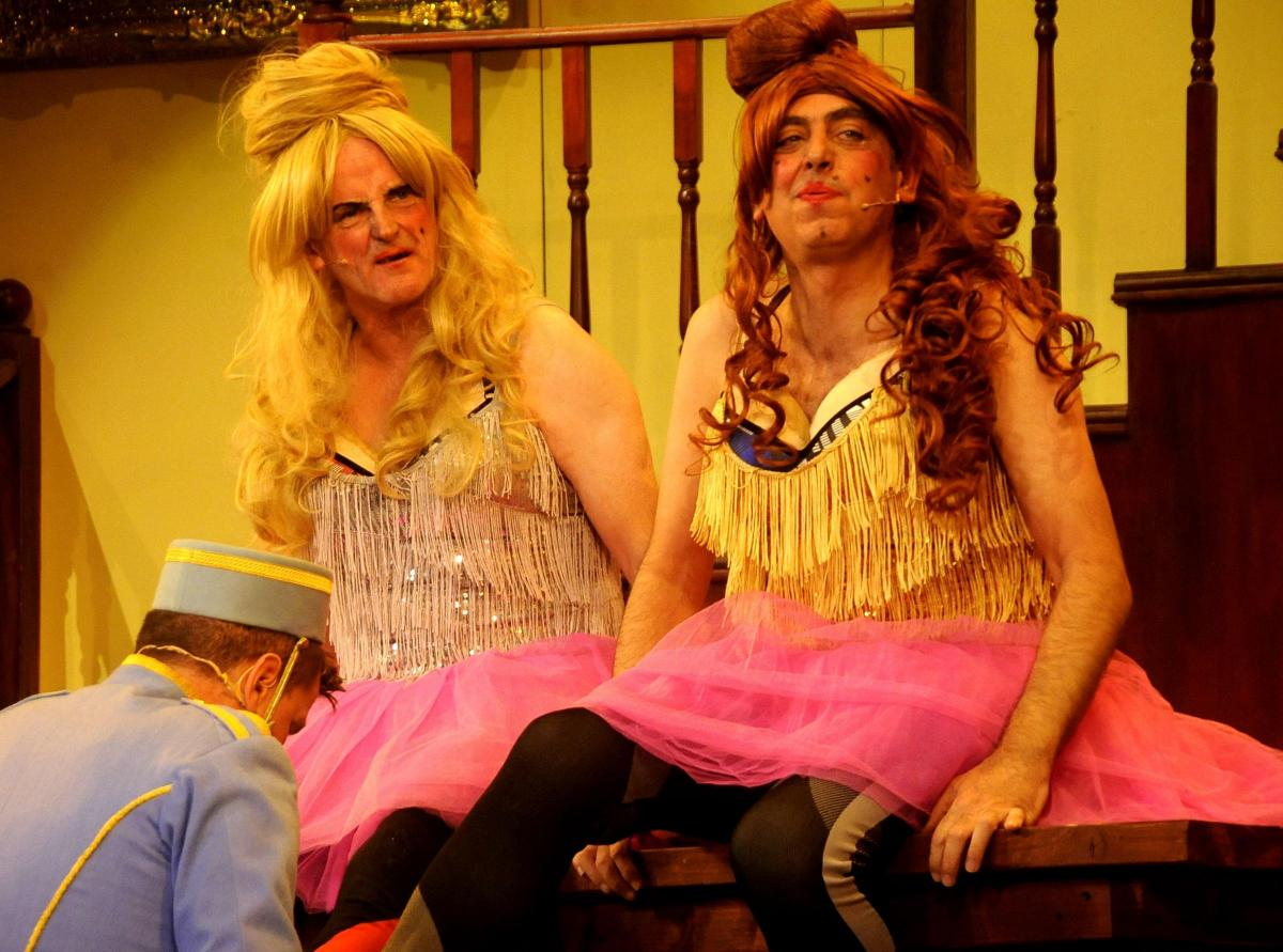 Review: The Scouse Cinderella