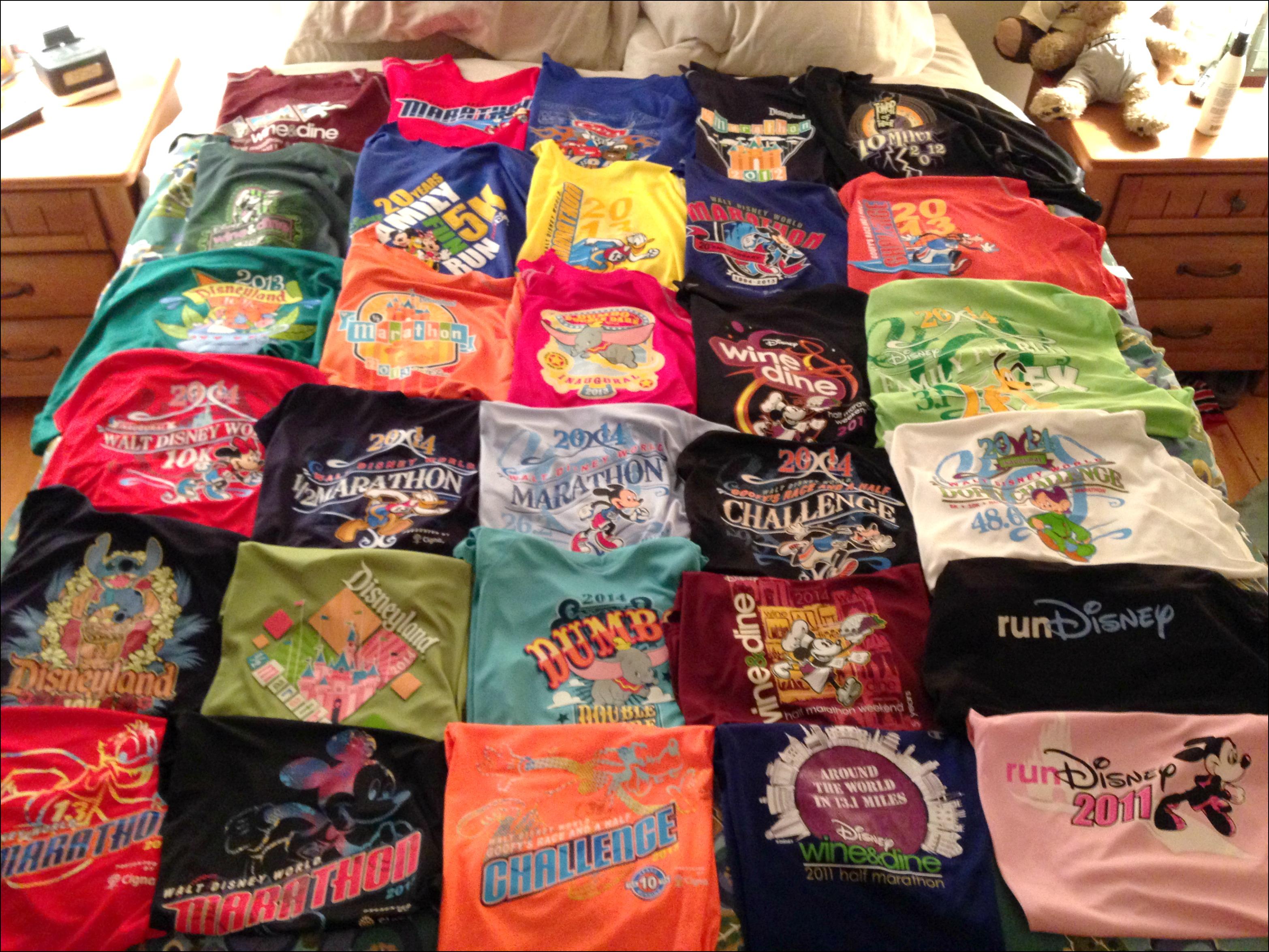 Project Repat T Shirt Quilt