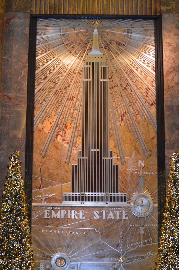 New York Empire State Building Elevator